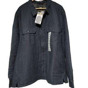 The BC Clothing Co. 100% Cotton Black Jacket Sz 1X
